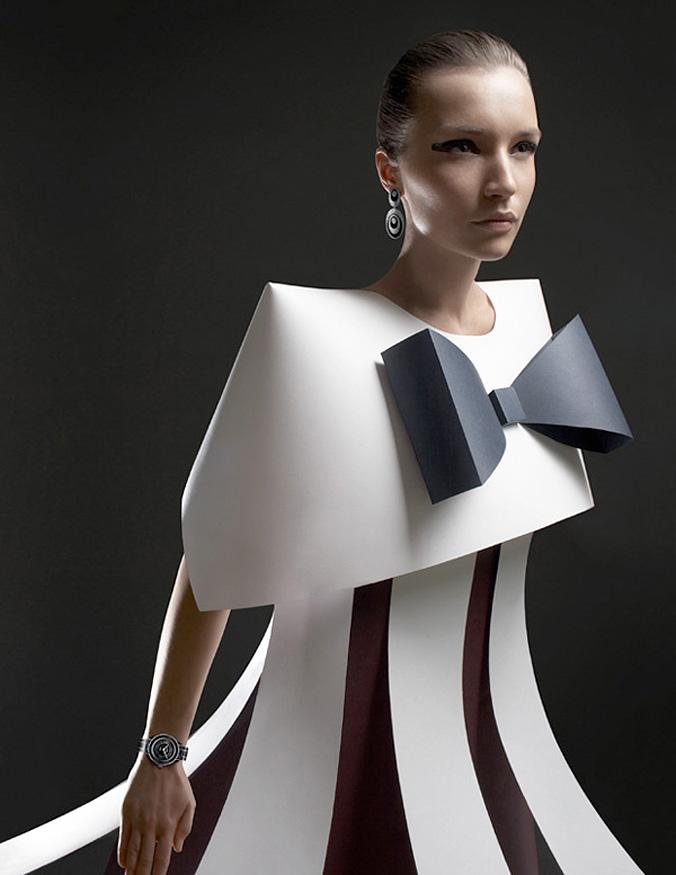 Платье из бумаги своими руками на конкурс фото