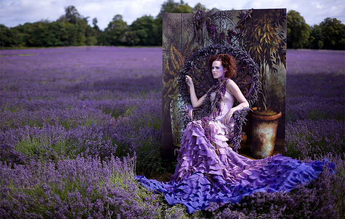 Kirsty Mitchell tim walker